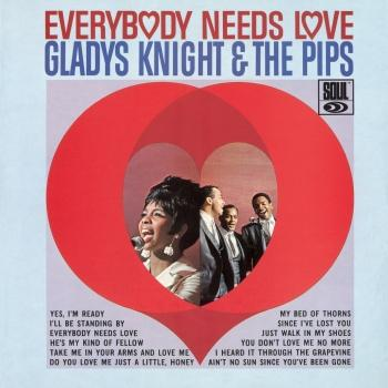 Cover Everybody Needs Love (Remastered)