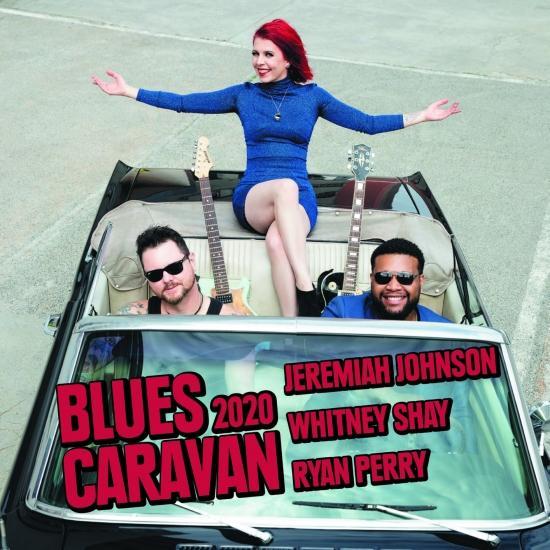 Cover Blues Caravan (Live) 2020
