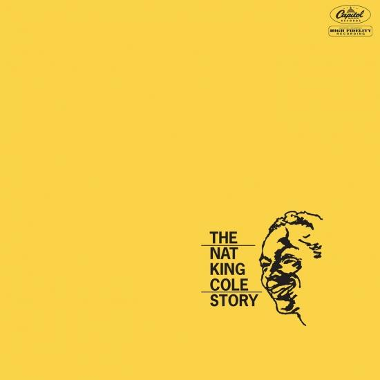 Cover The Nat King Cole Story (Remastered)