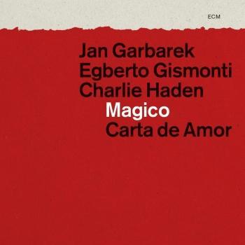 Cover Magico - Carta de Amor