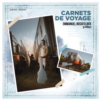 Cover Carnets de voyage