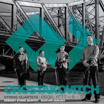 Cover Shostakovich: String Quartets