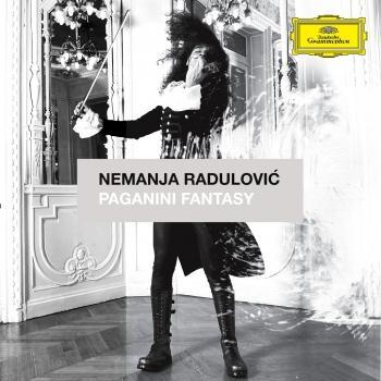 Cover Paganini Fantasy