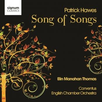 Cover Patrick Hawes: Song of Songs