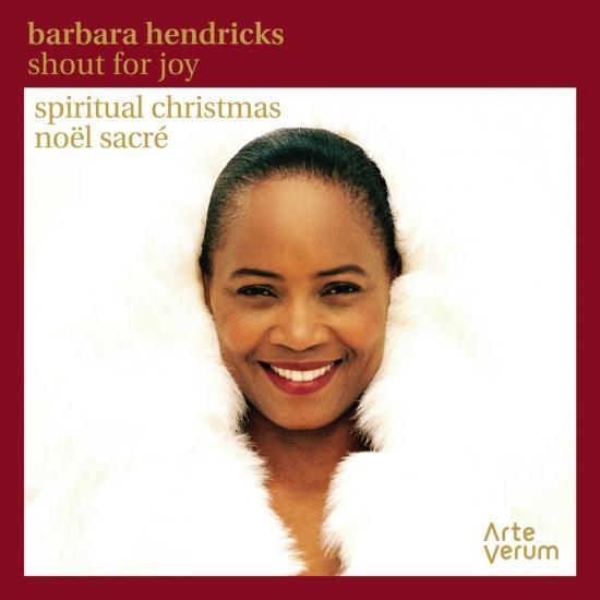 Cover Shout for Joy, Spiritual Christmas
