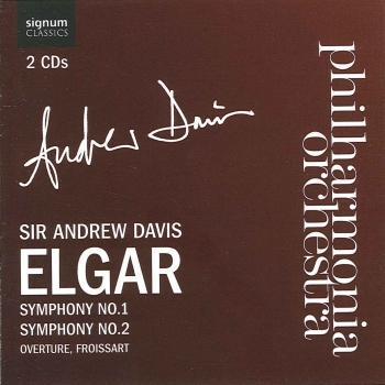 Cover Elgar: Symphonies Nos. 1 and 2