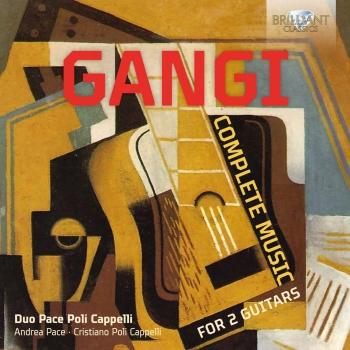Cover Gangi: Complete Music for 2 Guitars