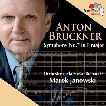 Cover Bruckner: Symphony No. 7 in E major (1881-1883) Nowak Edition