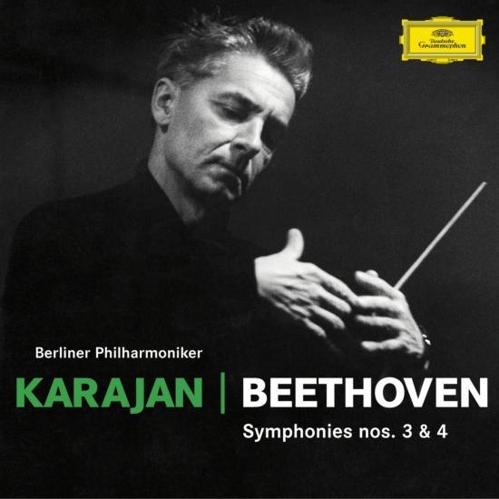Cover Ludwig van Beethoven Symphonies Nos. 3 & 4
