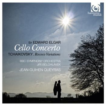Cover Elgar: Cello Concerto, Op. 85 / Tchaikovsky: Rococo Variations Op. 33 / Dvorak: Rondo Op.94, Klid [Silent Woods] Op. 68/5