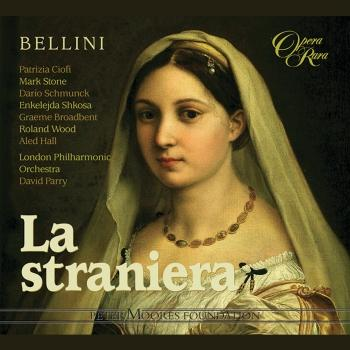 Cover Bellini: La straniera (Remastered)