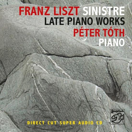 Cover Late Piano Works (Remastered)