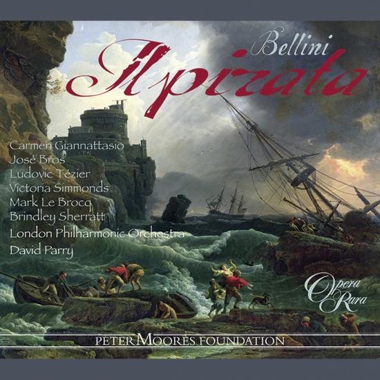 Cover Bellini: Il pirata