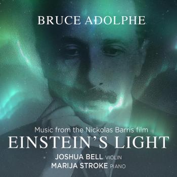 Cover Einstein's Light