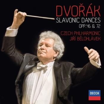Cover Dvorak: Slavonic Dances Opp. 46 & 72