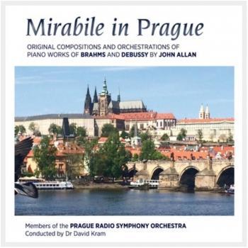 Cover Mirabile in Prague