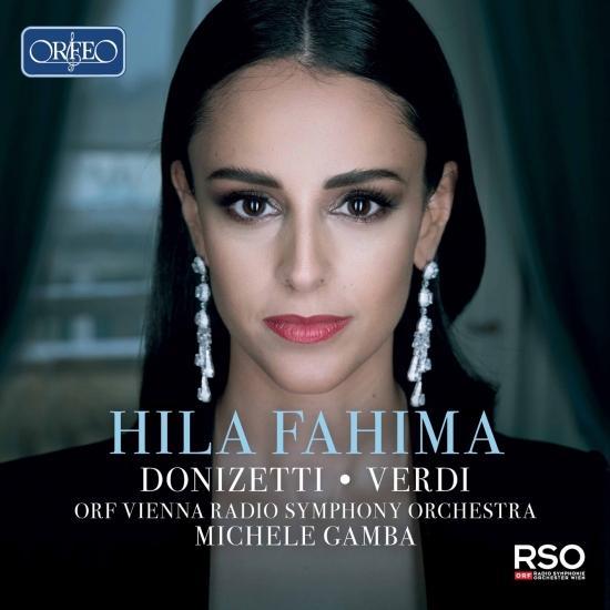 Cover Donizetti & Verdi: Opera Arias