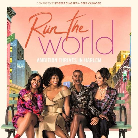 Cover Run The World: Season 1 (Music from the STARZ Original Series)
