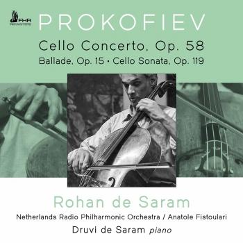 Cover Prokofiev: Works