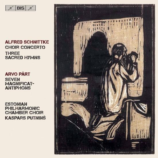 Cover Schnittke & Pärt: Choral Works (2)