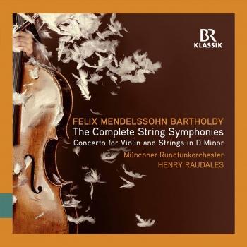 Cover Felix Mendelssohn: The Complete String Symphonies