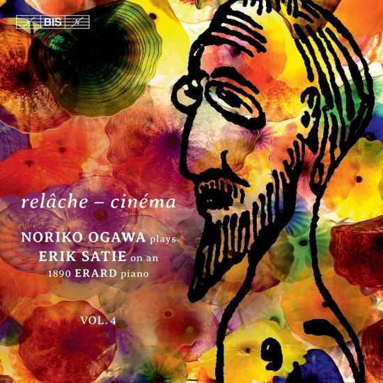 Cover Satie: Piano Music, Vol. 4