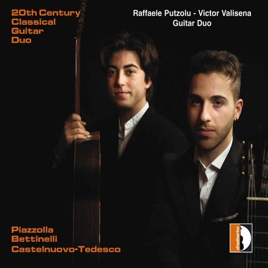 Cover 20th Century Classical Guitar Duo