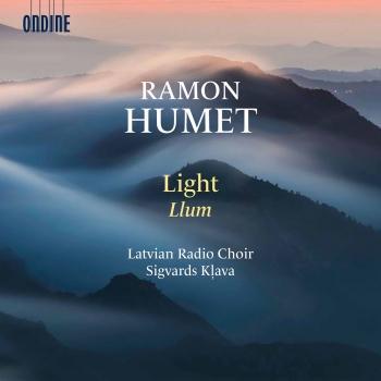 Cover Ramon Humet: Light