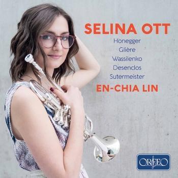 Cover Desenclos, Vasilenko, Glière & Others: Works for Trumpet & Piano