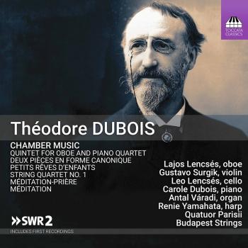 Cover Dubois: Chamber Music