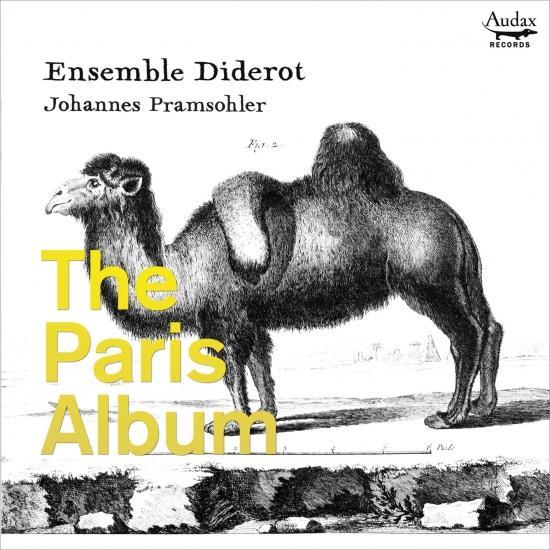 Cover The Paris Album