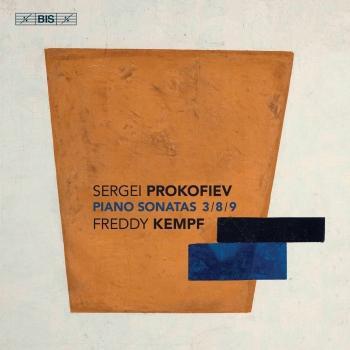 Cover Prokofiev: Piano Sonatas Nos. 3, 8 & 9