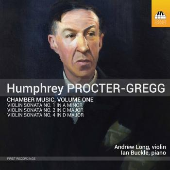 Cover Procter-Gregg: Chamber Music, Vol. 1
