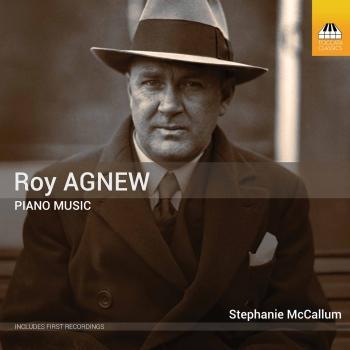 Cover Agnew: Piano Music