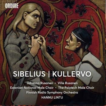 Cover Sibelius: Kullervo, Op. 7