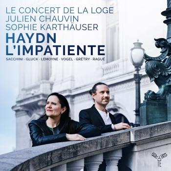 Cover Haydn: L'Impatiente