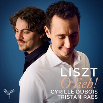 Cover Liszt: O lieb!