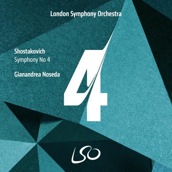 Cover Shostakovich: Symphony No. 4