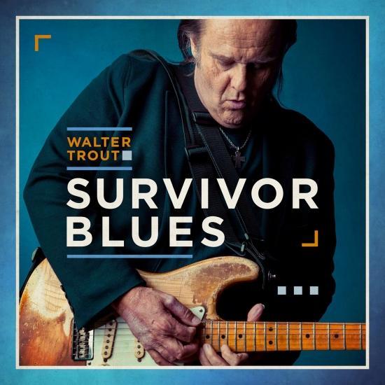 Cover Survivor Blues