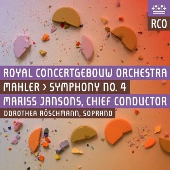 Cover Mahler: Symphony No. 4 (Live)