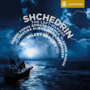 Cover Shchedrin: The Left-Hander