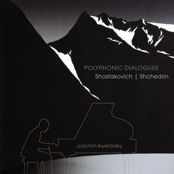 Cover Polyphonic Dialogues: Shostakovich - Shchedrin