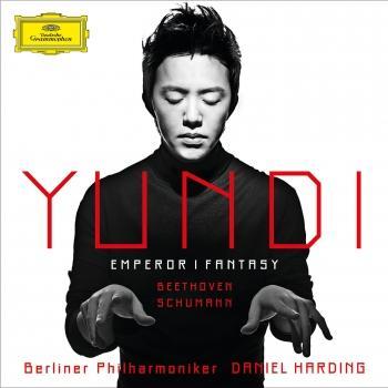 Cover Beethoven: Emperor / Schumann: Fantasy