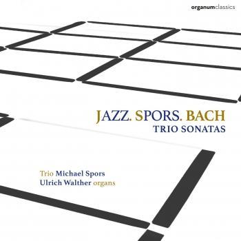 Cover Jazz.Spors.Bach. Trio Sonatas