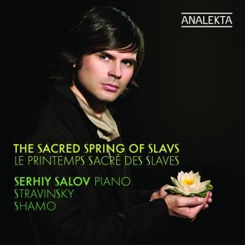 Cover Sacred Spring of Slavs