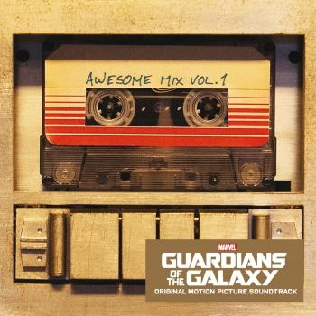 Cover Guardians of the Galaxy: Awesome Mix Vol. 1