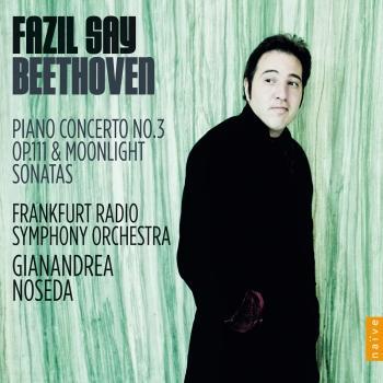 Cover Beethoven: Piano Concerto No. 3 - Piano Sonatas Nos. 14 & 32