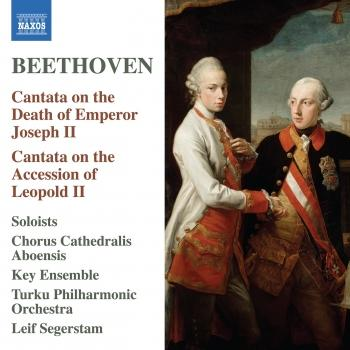 Cover Beethoven: Cantatas