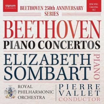 Cover Beethoven 250th Anniversary Series: Piano Concertos Vol. 1
