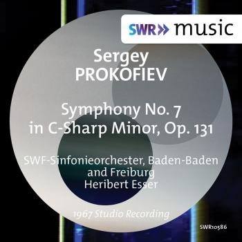 Cover Prokofiev: Symphony No. 7 in C-Sharp Minor, Op. 131 (Remastered)
